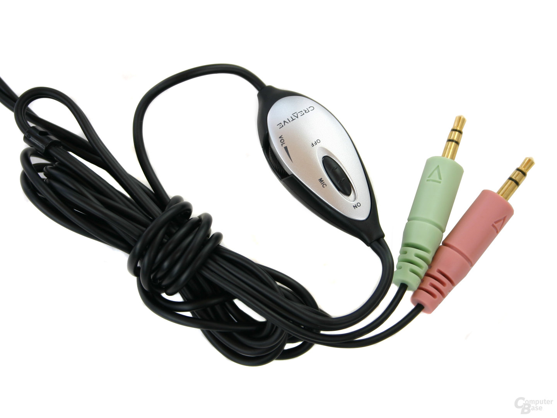 Creative HS-600 Kabelschalter