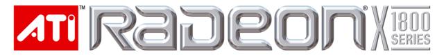 Radeon X1800-Series