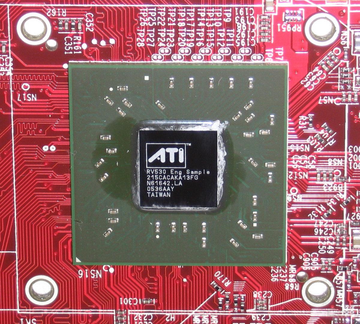 RV530-Chip