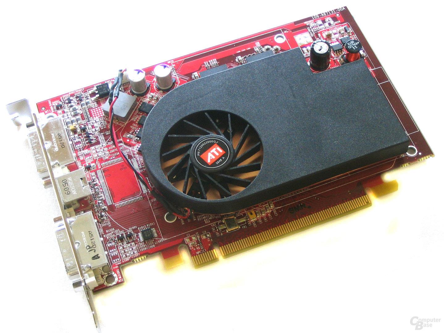 Radeon X1600 XT