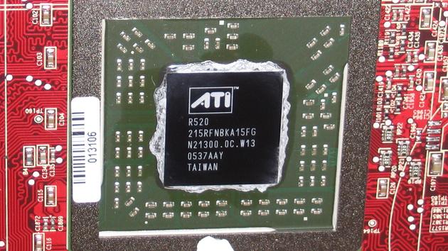 ATi Radeon X1800, X1600 und X1300 im Test: Der High-End-Grafikchip R520 unter der Lupe
