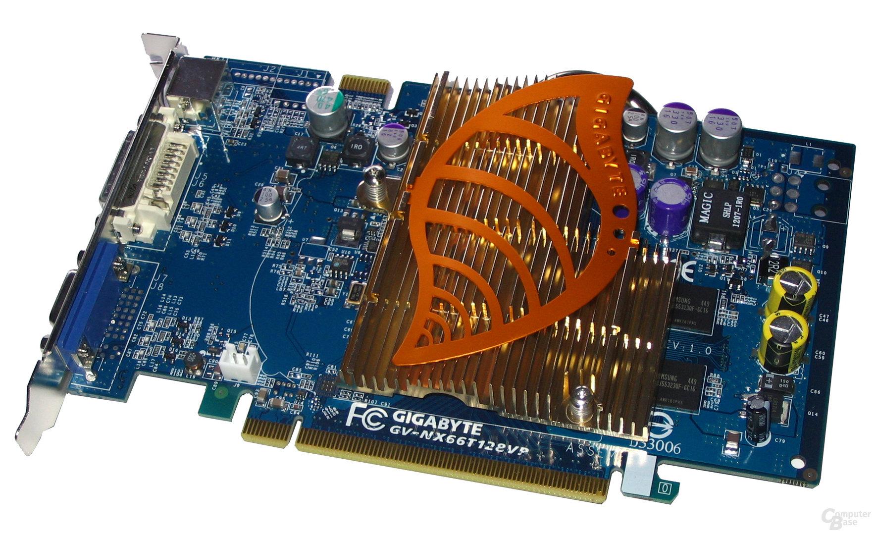 Gigabyte GeForce 6600 GT