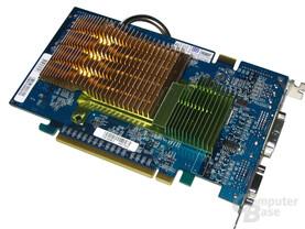 Gigabyte GeForce 6600 GT Rückseite