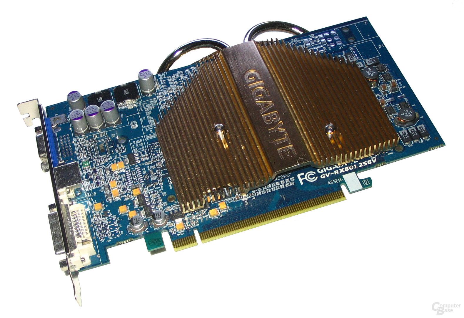 Gigabyte Radeon X800 XL