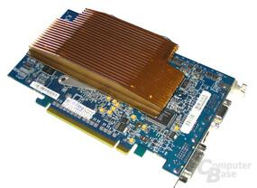 Gigabyte Radeon X800 XL Rückseite