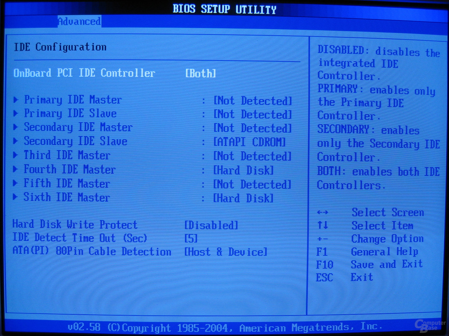 CrossFire BIOS