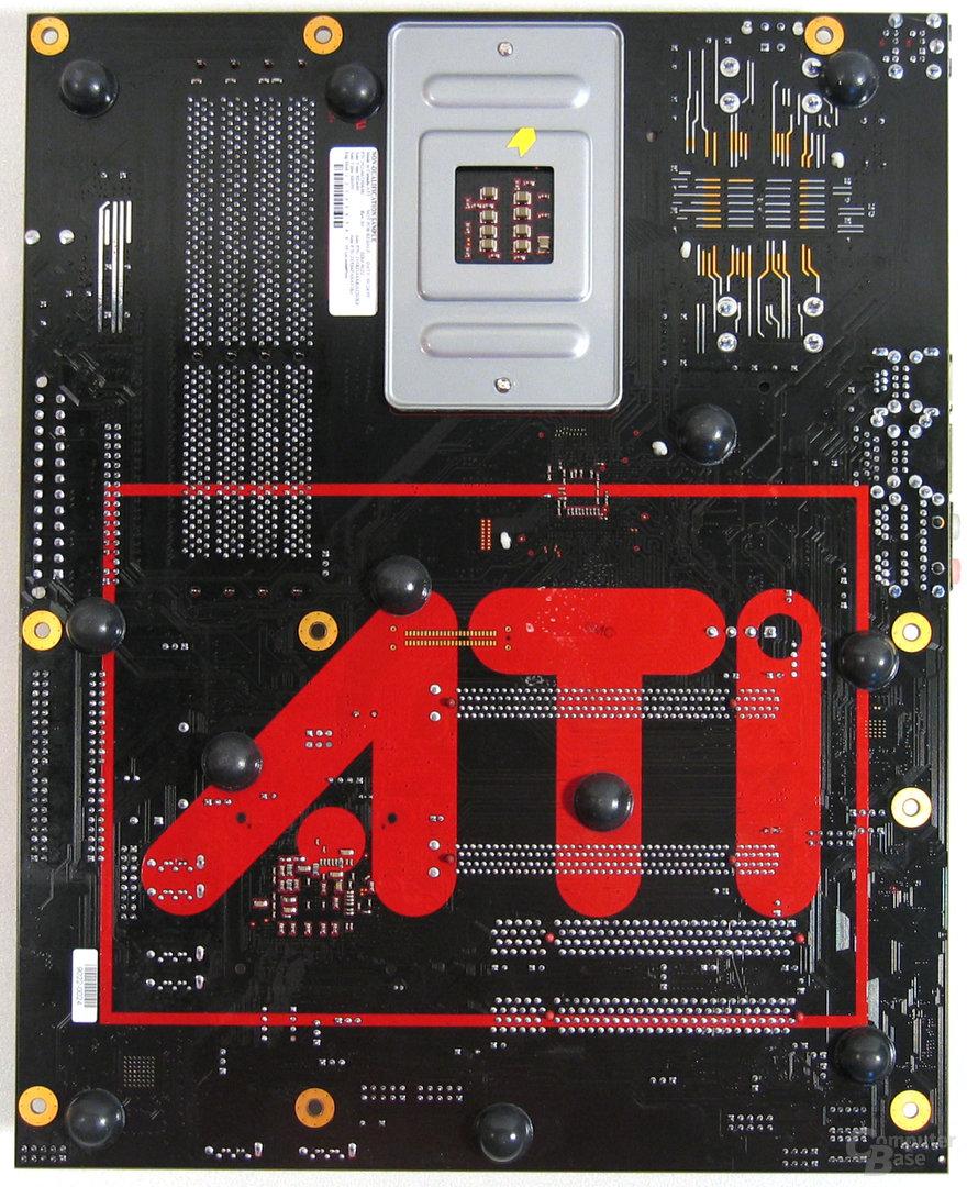 ATi Radeon Xpress 200 CrossFire-Edition