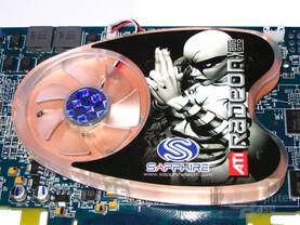 Kühler Radeon X800 GTO