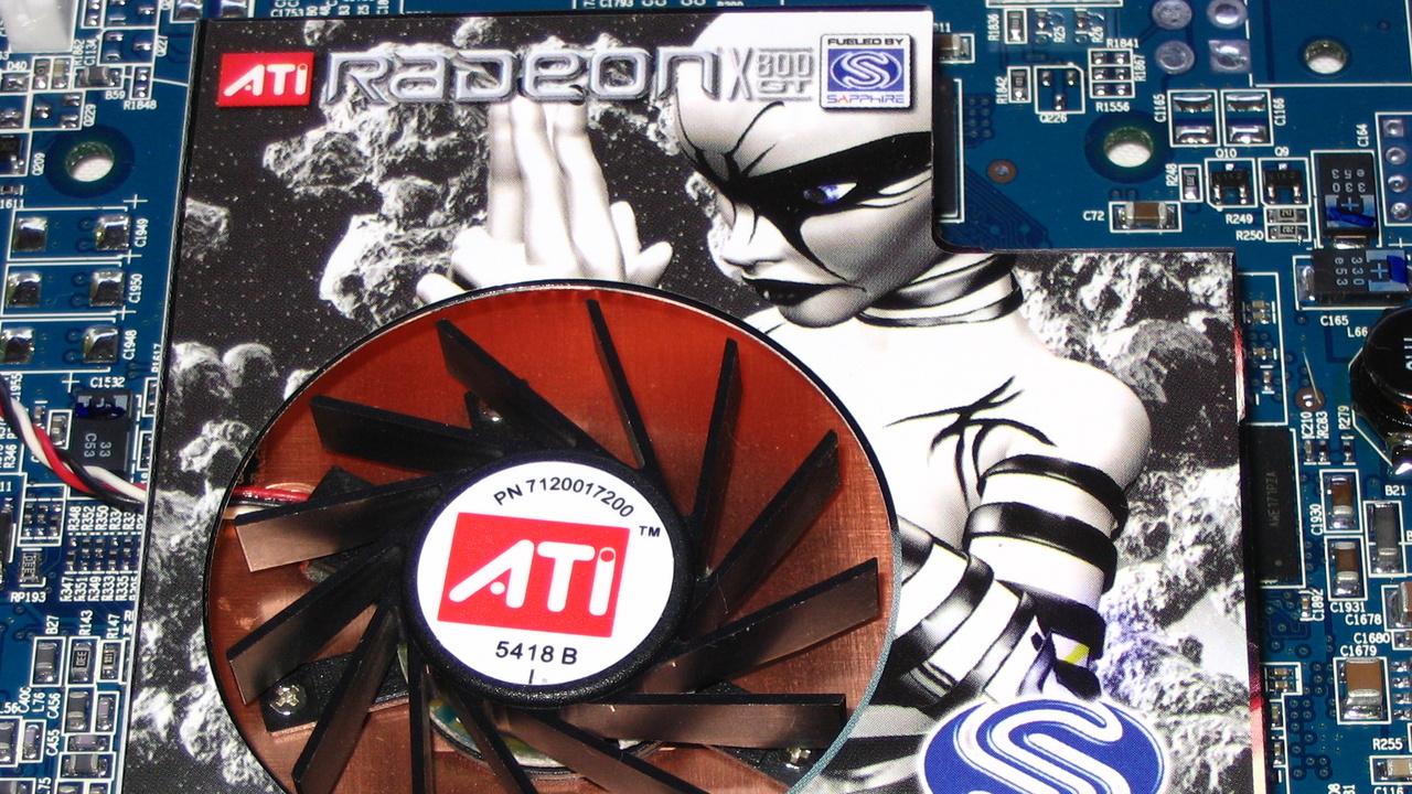Sapphire Radeon X800 GT, GTO und GTO² im Test: Die neuen Preis-Leistungs-Könige