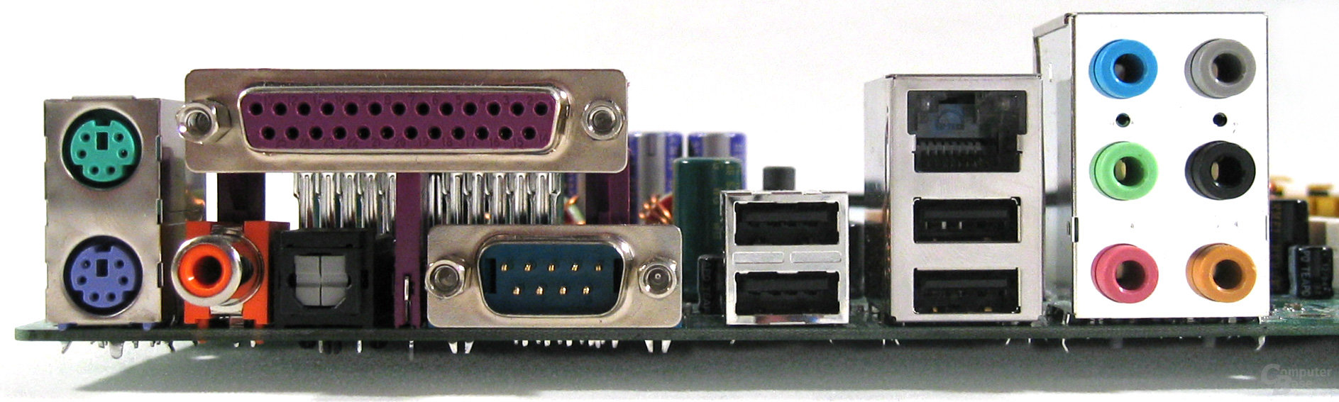 EPoX 9NPA+ Ultra ATX-Blende