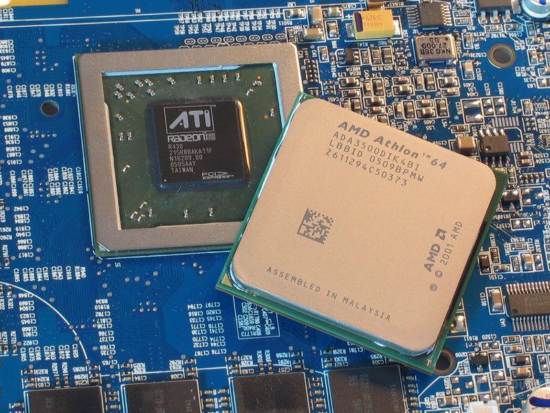Silizium-Treff: 110-nm-R430 und 90-nm-Venice