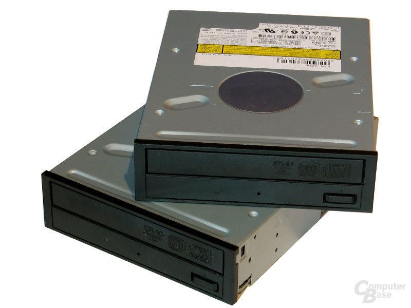 Ungewöhnlich: Zwei 3540A DVD-Brenner von Nec