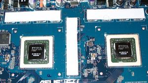 Asus Extreme N7800GT Dual im Test: SLI für High-End-Kunden auf nur einer Grafikkarte