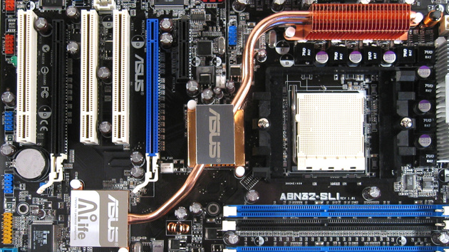 Asus A8N32-SLI Deluxe im Test: Höchstleistung dank nForce 4 SLI X16