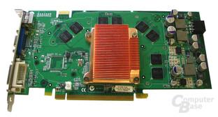 GPU-Kühler GeForce 6800 GS