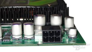 Stromanschluss GeForce 6800 GS