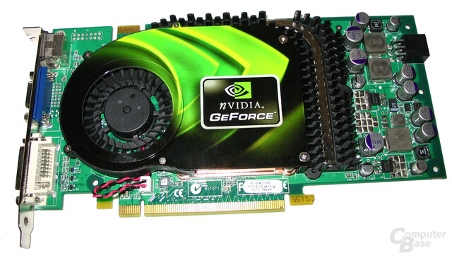 GeForce 6800 GS