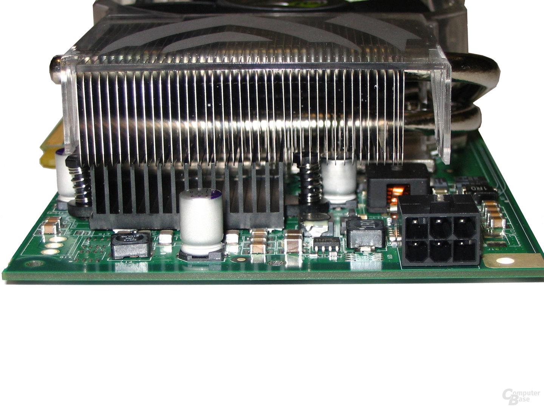 PCIe-Stromanschluss