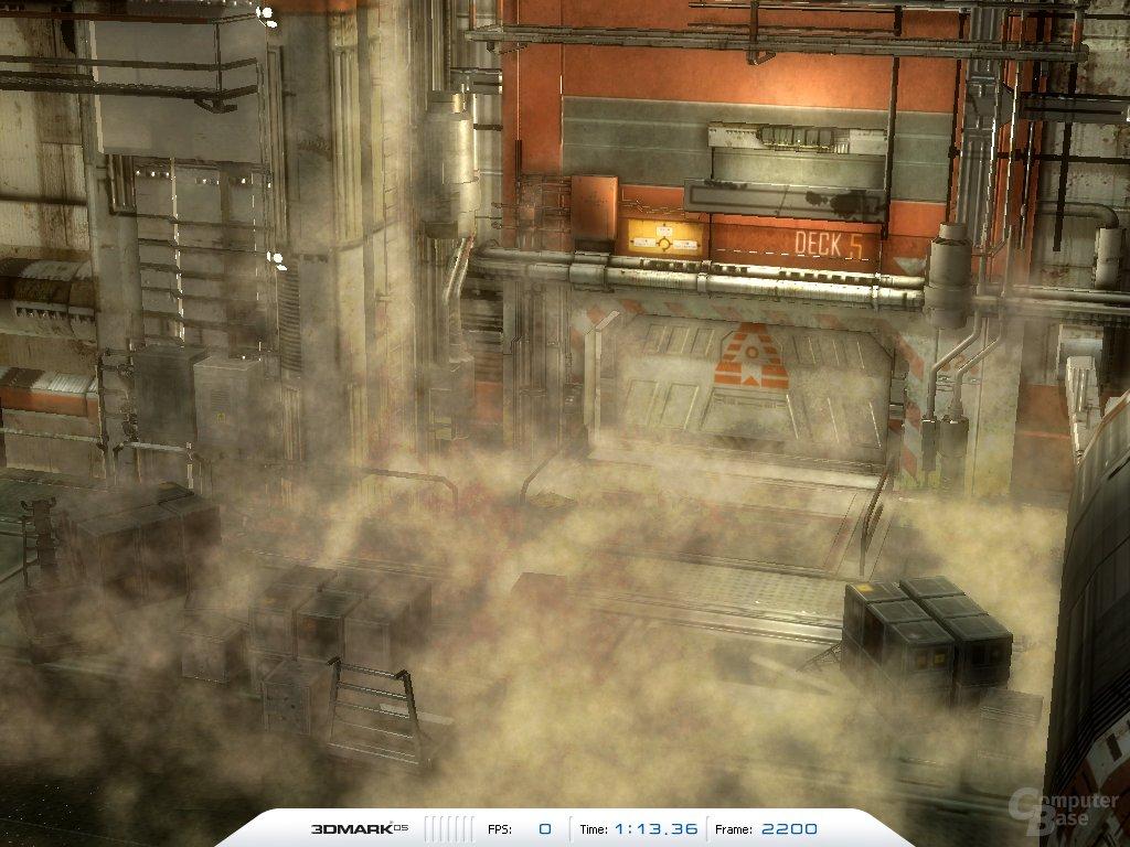 Catalyst 5.11 - 3DMark05