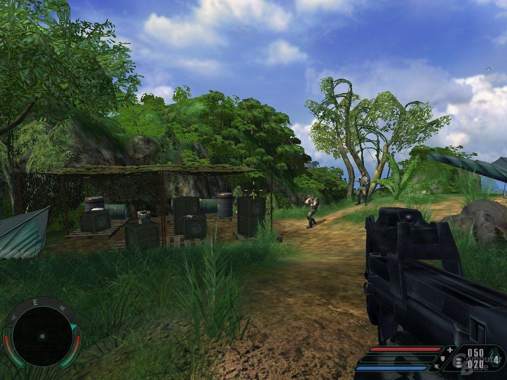 ForceWare 81.87 - Far Cry