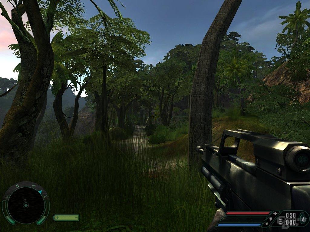 R520 - Far Cry mit HDR und MSAA