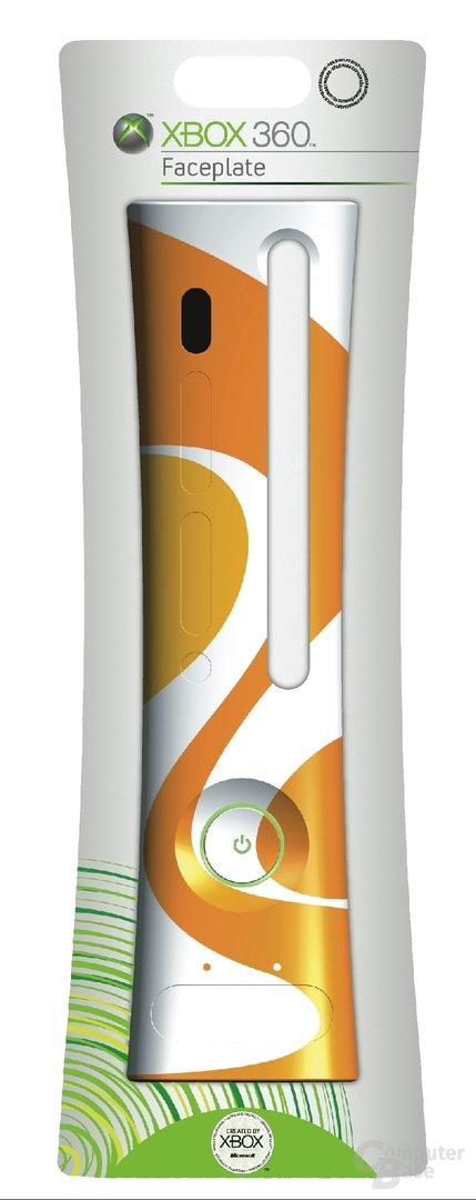 Xbox 360 Faceplate Sun