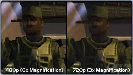 Halo 2 Vergleich