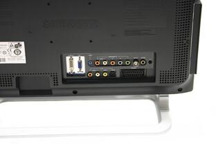 Samsung SyncMaster 730MP - Anschlüsse