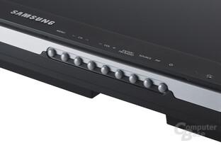 Samsung SyncMaster 730MP - Bedienelement