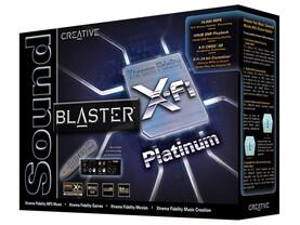 X-Fi Platinum Verpackung