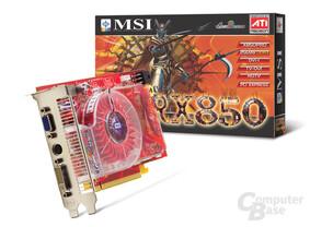 MSI RX850 PRO
