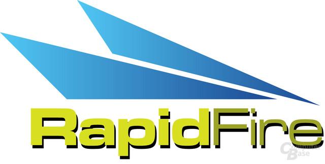 RapidFire Logo