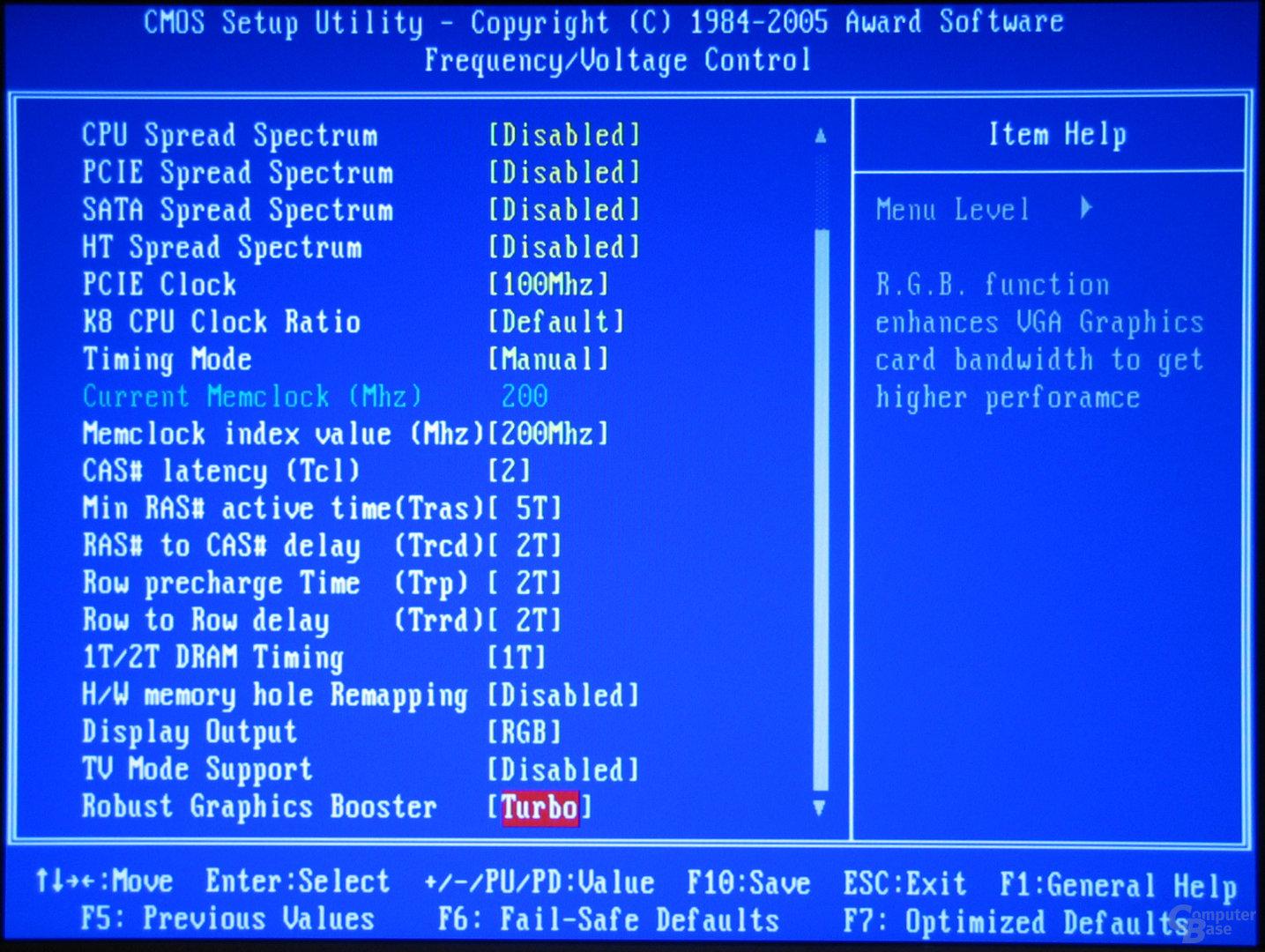 Gigabyte BIOS