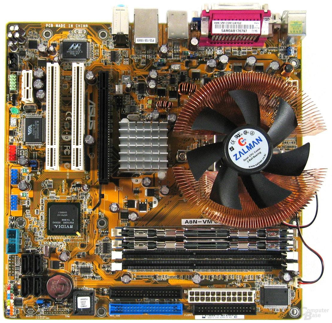 A8N-VM CSM