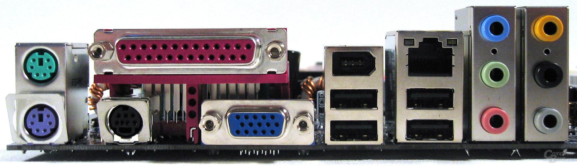 GA-K8N51PVMT-9 ATX-Blende