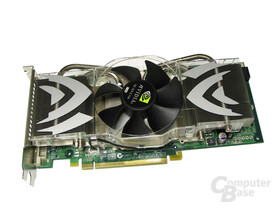 nVidia GeForce 7800 GTX 512
