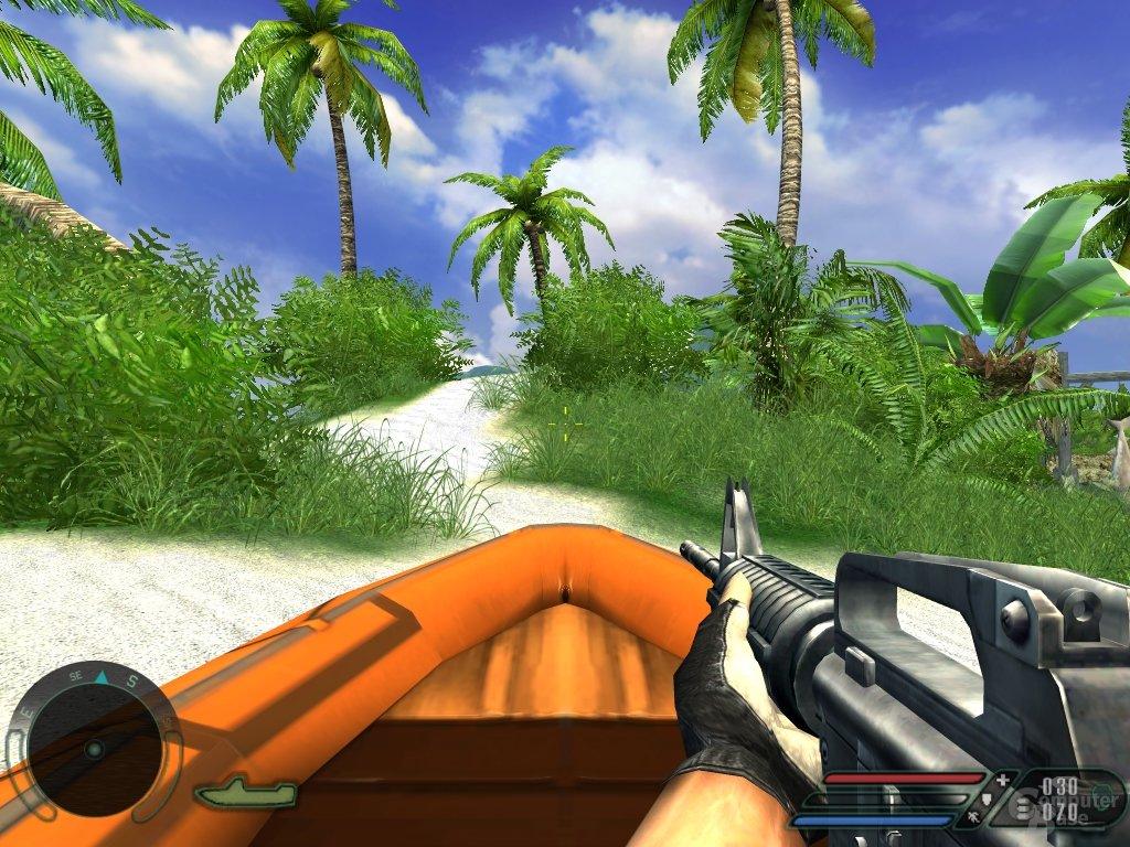 Far Cry - 8xSAA
