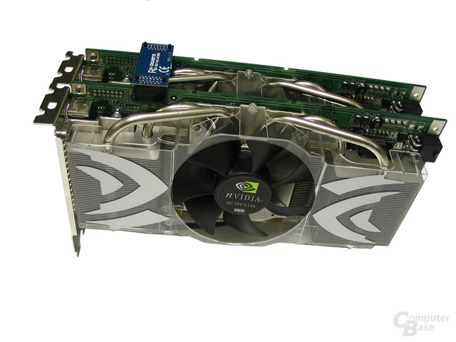 GeForce 7800 GTX 512 SLI