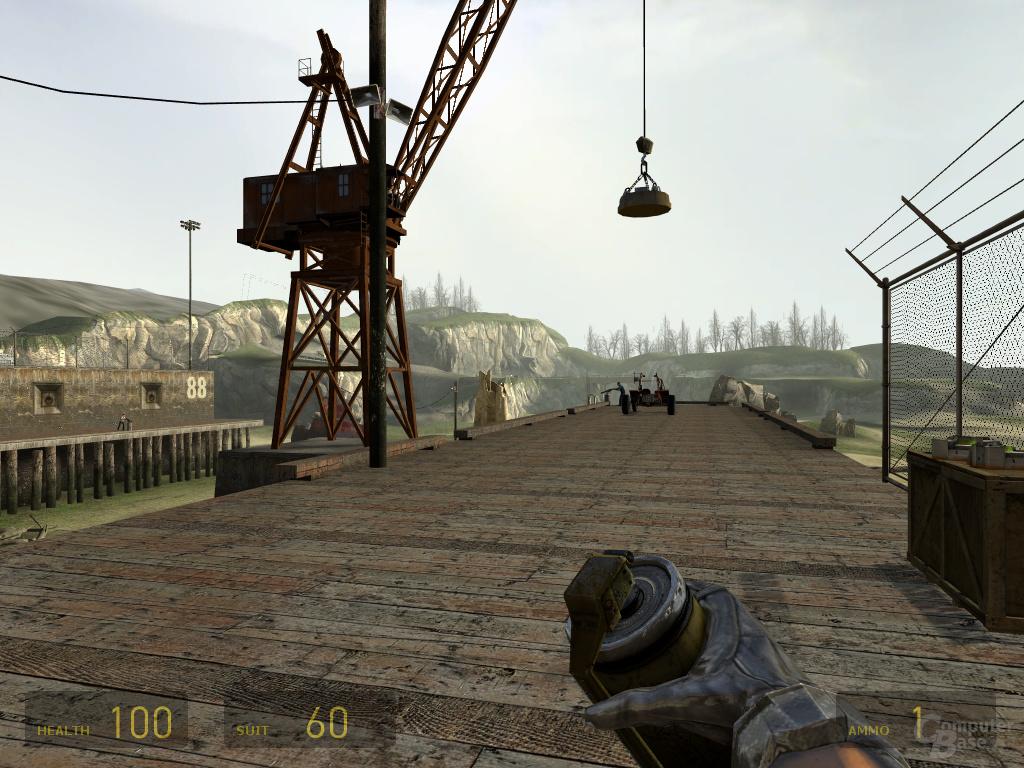 Half-Life 2 - 8xSAA