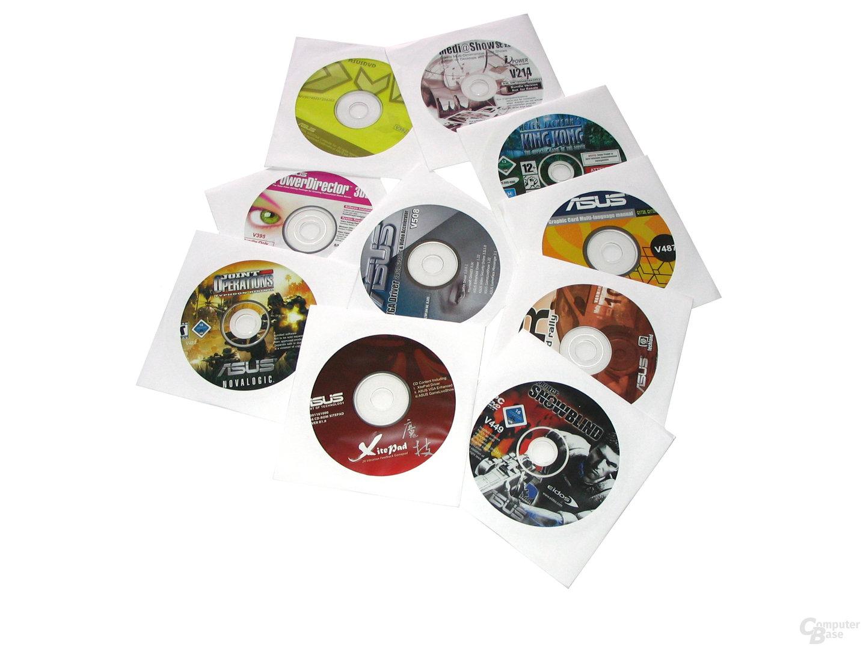 Asus EAX1800XT TOP Software-Paket