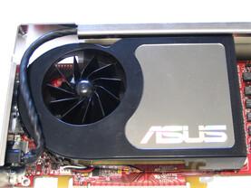 EAX1800XT TOP Kühlsystem