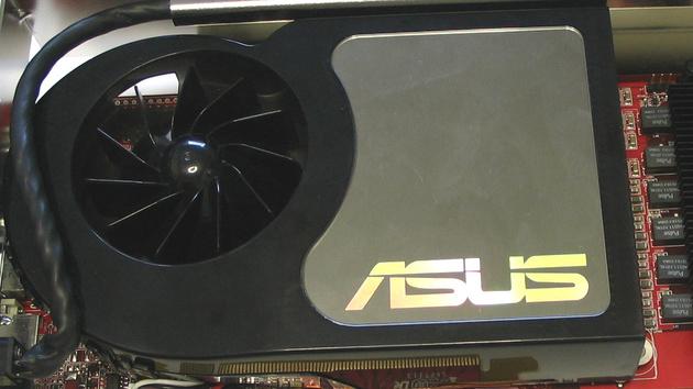 Asus EAX1800XT TOP im Test: Trotz Overclocking langsamer als die GeForce 7800 GTX 512