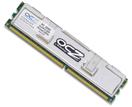 OCZ EL DDR PC-3200 Platinum