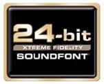 24-Bit Soundfont