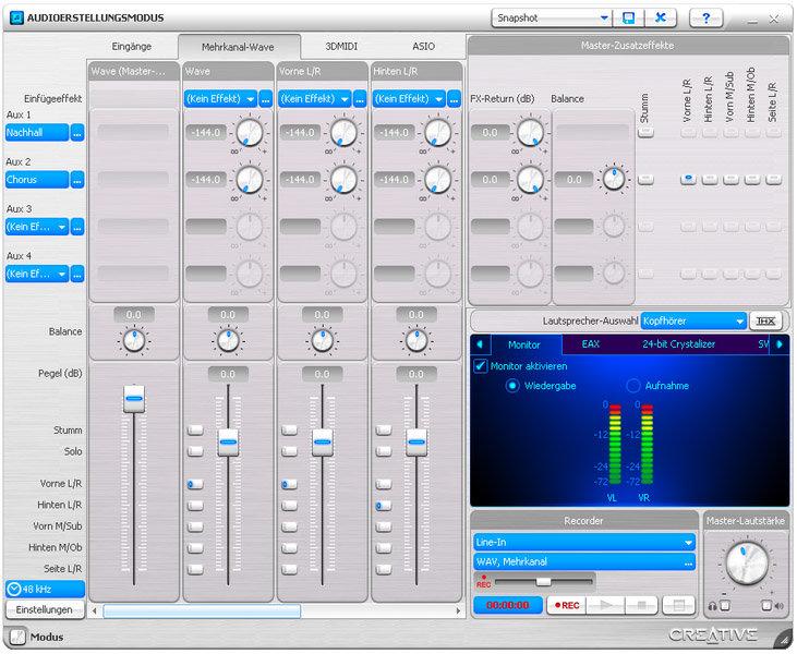 Audio-Erstellung