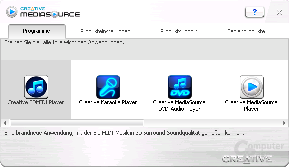 MediaSource Go Launcher