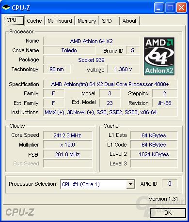 Athlon 64 X2 4800