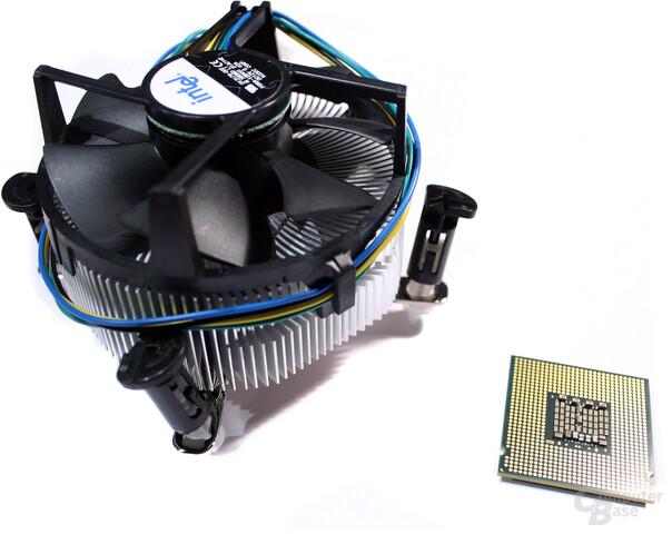 Pentium XE 955 inkl. Kühler