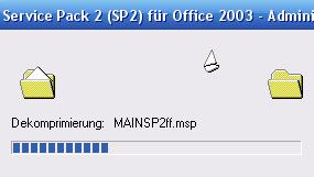 """SP2 in Microsoft Office 2003 integrieren: Eine Anleitung, um """"up to date"""" zu sein"""