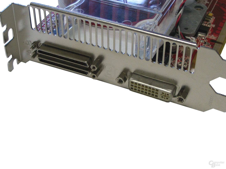 Slotblech Club3D Radeon X1800 XT CF-Edition